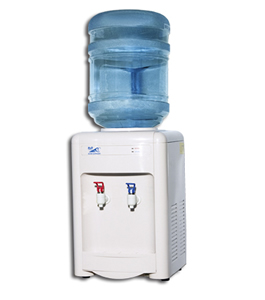 Above Bench Water Cooler