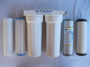 Tank Water Filter Options